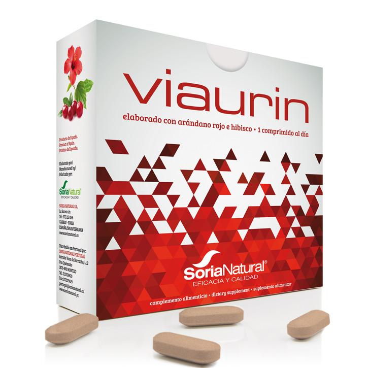 Viaurín tablets