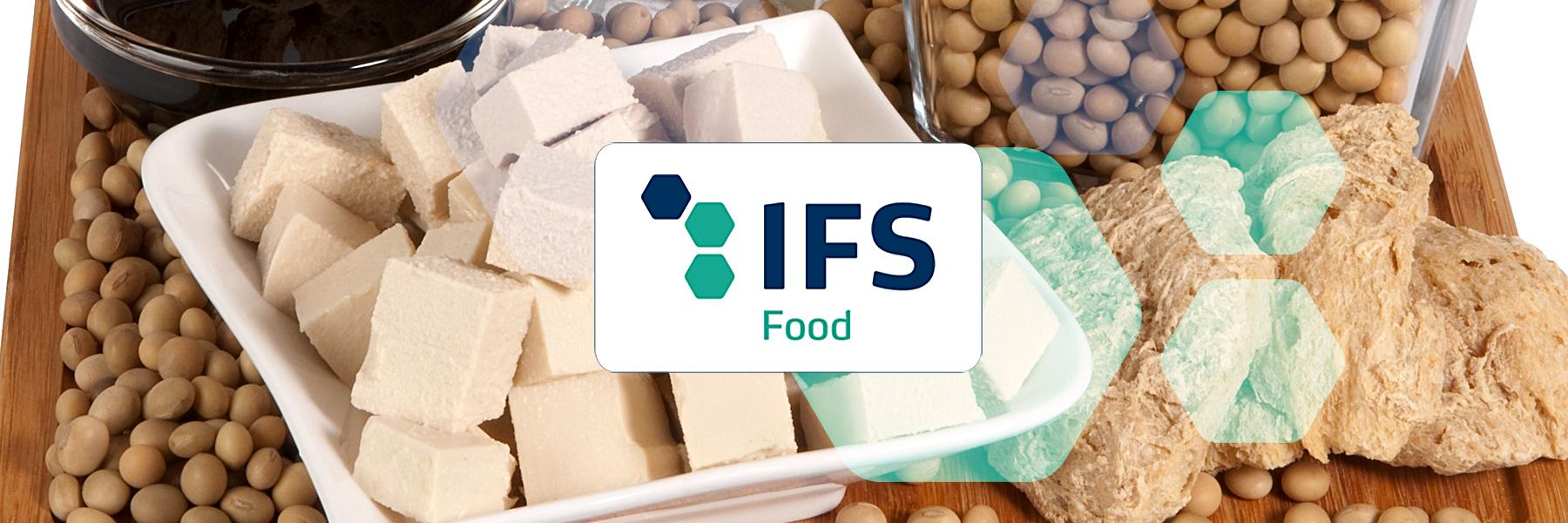 Soria Natural obtains the IFS Food Certificate