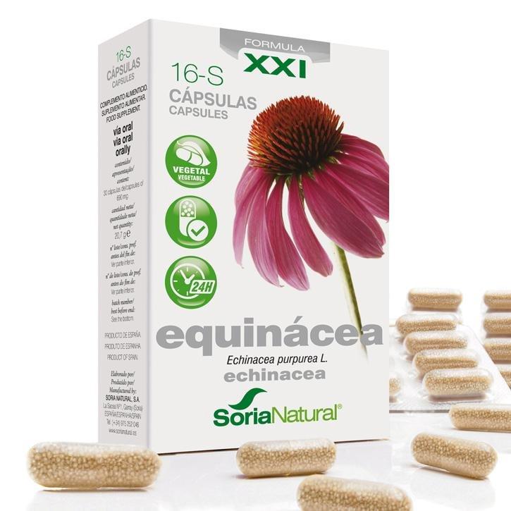 16-S Echinacea - Caps. XXI