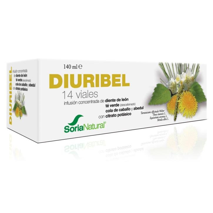 Diuribel vials