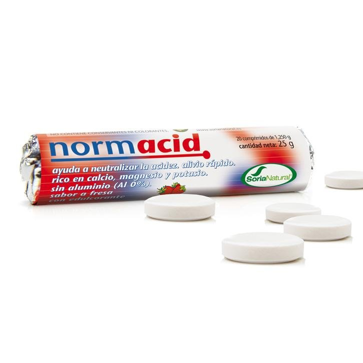 Normacid tablets