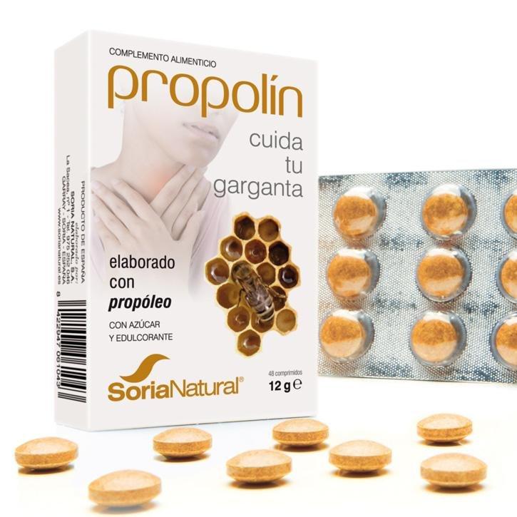Propolín tablets