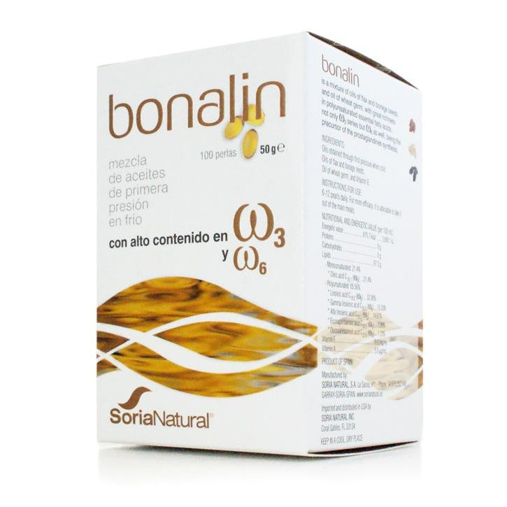 Bonalín softgels