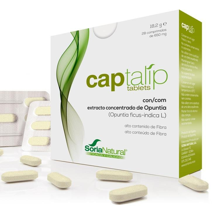 Captalip tablets