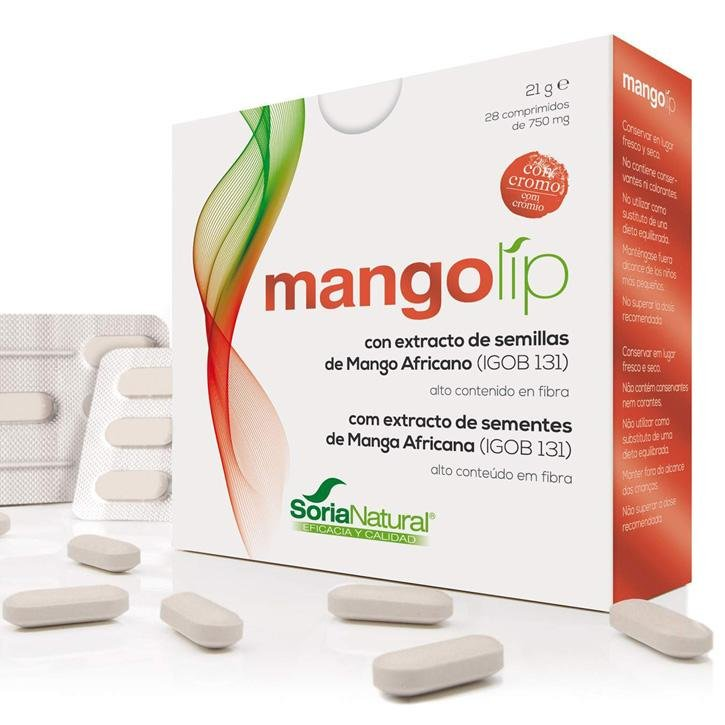 Mangolip tablets